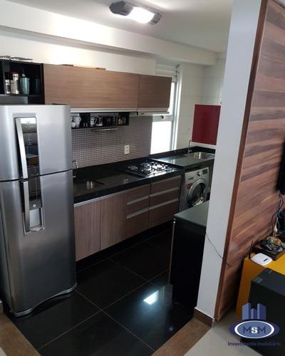 Imagem 1 de 21 de Apartamento - Ap00040 - 33973524