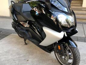 Preciosa Scooter Bmw Prácticamente Nueva