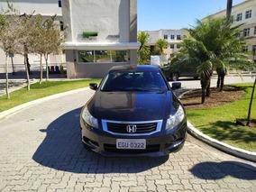 Honda Accord 2.0 Ex 4p 2010