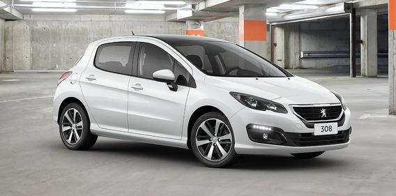 Peugeot 308 5ptas 1.6hdi Feline Manual 0km.