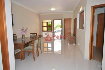 Casa Com 3 Dormitórios À Venda, 193 M² Por R$ 690.000 - Condomínio Fortaleza - Esplanada Independência - Taubaté/sp - Ca1503