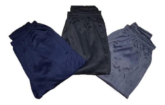 Pantalon Jogging Acetato Hombre Talle Especial Grandes