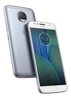 Motorola Moto G5s Plus 5.5in 3gb 32gb Câmera 13mp+8mp Azul