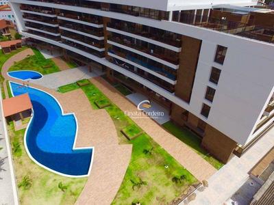 Apartamento Com 3 Dormitórios Para Alugar, 115 M² Por R$ 3.800/mês - Bessa - João Pessoa/pb - Ap1488