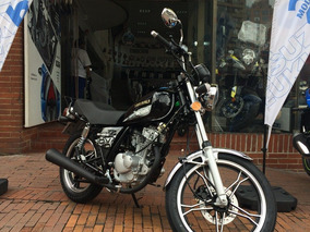 Suzuki Gn 125 Nova 2020- Financiable!