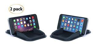 Sticky Pad Roadster Smartphone Dash Mount 2pack No Pega Pega