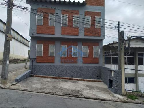 Galpão À Venda, 400 M² Por R$ 1.800.000,00 - Vila Morellato - Barueri/sp - Ga0187