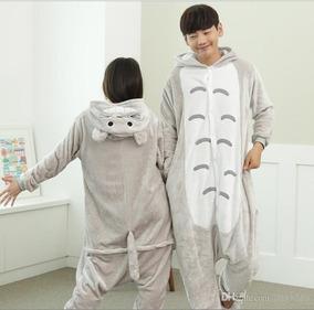 d30ceaf845 Kigurumi Pijama Gato Enterito Polar Disfraz Niños Y Adultos