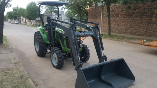 Tractores Chery Bylion 45hp Tipo Fiat 400 O Deutz