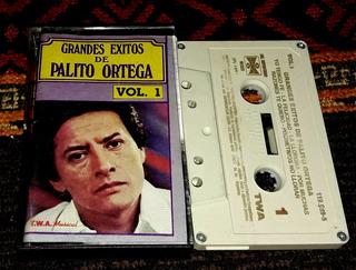 Palito Ortega / Grandes Exitos Cassette