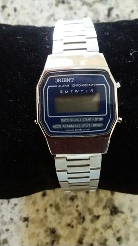 Relógio Orient Raríssimo