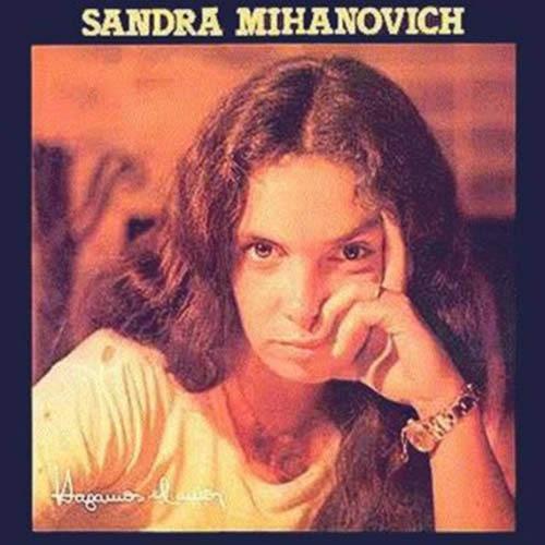 Vinilo Sandra Mihanovich Hagamos El Amor Lp