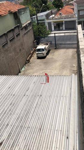 Terreno À Venda, 420 M² Por R$ 1.190.000,00 - Vila Pereira Barreto - São Paulo/sp - Te0015