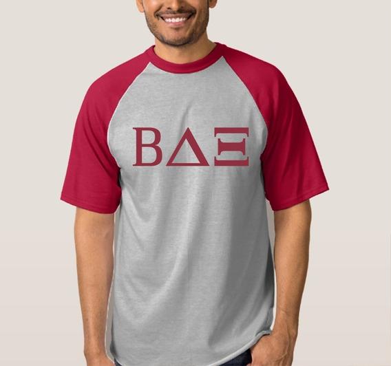 Camiseta Fraternidade Beta - Raglan (american Pie)