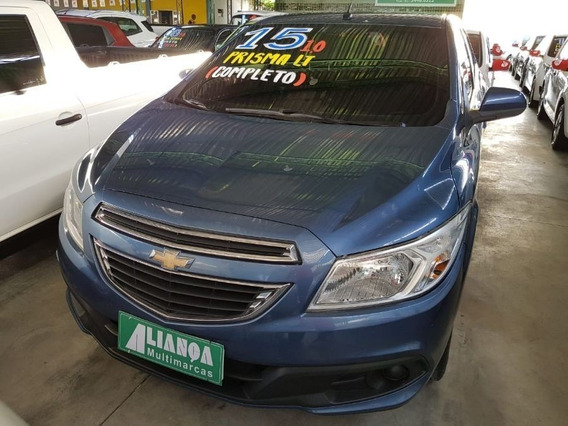 Chevrolet Prisma 1.0 Lt 8v Flex 4p Manual