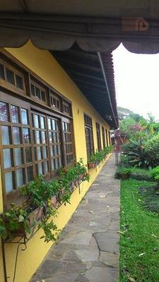 Casa Residencial À Venda, Santa Quitéria, Curitiba. - Ca0028