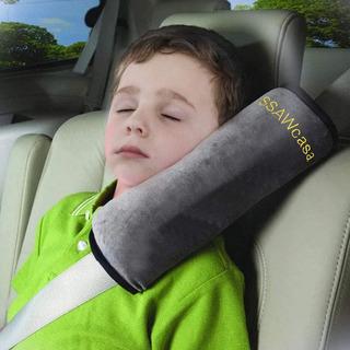 Protector Almohadilla Cinturon Seguridad Carro Niños Suave
