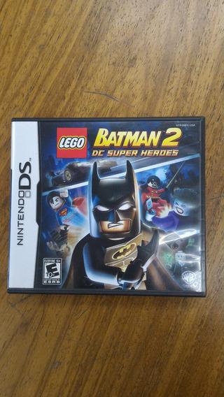 Jogo Original Batman 2 Lego - Nintendo Ds