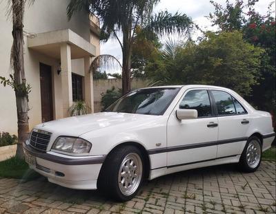 Mercedes-benz Classe C 1.8 Classic 4p