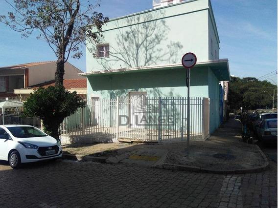 Sobrado À Venda, 207 M² Por R$ 880.000,00 - Centro - Campinas/sp - So0275