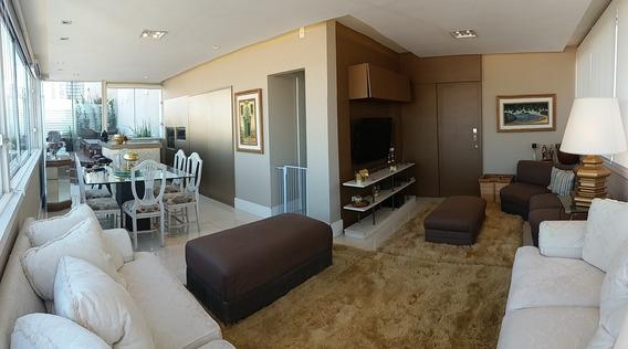 Cobertura Duplex Alto Padrão Para Venda 186m² - 4 Dormitórios - Alto Da Lapa - Sâo Paulo - 206 - 33422660