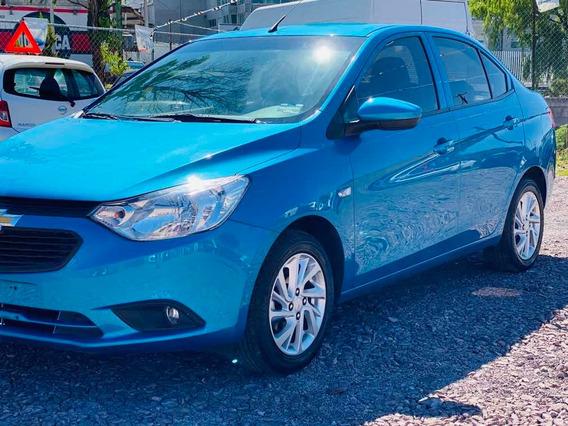 Chevrolet Aveo 1.6 Lt Bolsas De Aire Y Abs Nuevo Mt 2019