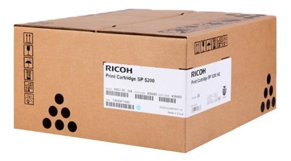 Toner Ricoh Sp5200ha Sp5200 Sp5210 *** Compativel ***