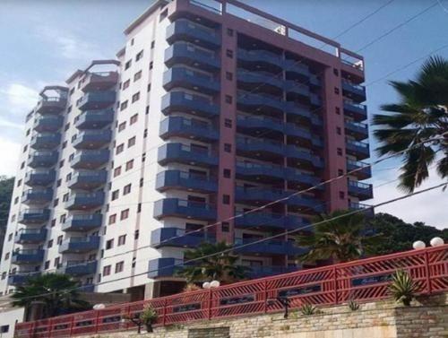 Apartamento Na Praia Do Sonho Com Piscina -itanhaém 6332 Npc