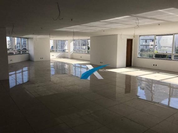Andar Corporativo Comercial Para Locação, Lourdes, Belo Horizonte Mg - Ac0169