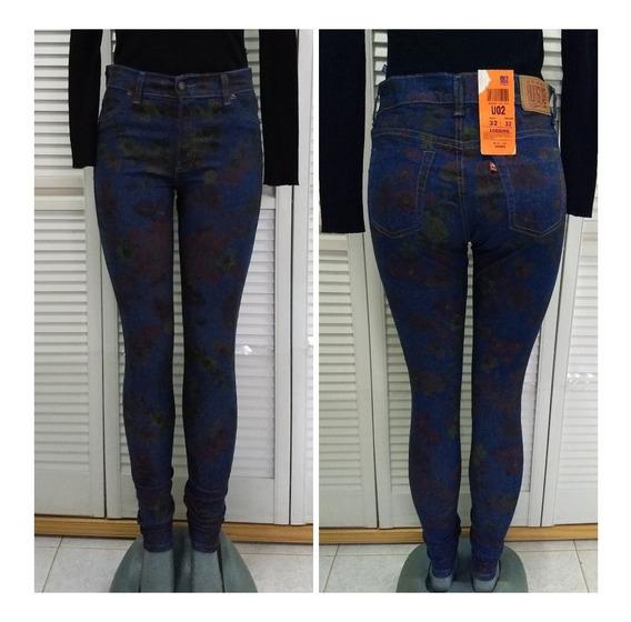 Pantalon Dama Corte Alto Y Strech Para Talla 30