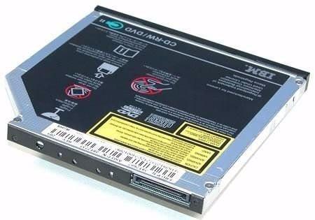 Driver Cd/dvd Rom Ibm 95mm 24x Ref:73p3288 Preto