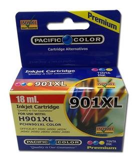 Cartucho Alternativo Para Hp 901xl Color