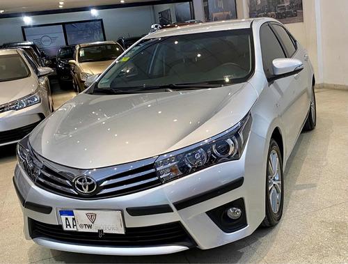 Toyota Corolla Seg At 2016 Primer Dueño