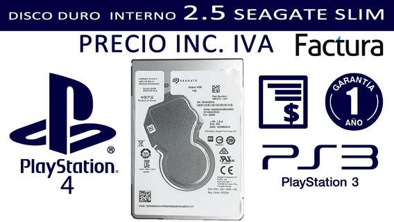 Disco Duro Seagate 2.5 500gb Laptop, Ps3, Ps4 Precio Inc Iva