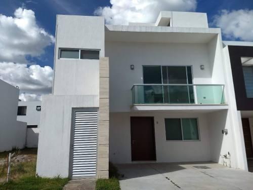 Casa En Renta Parque Lima, Lomas De Angelopolis Ii, Puebla, Pue.
