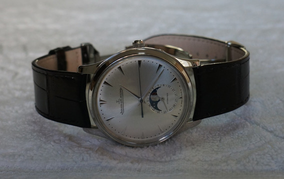 Relógio Jaeger Lecoultre Master Ultra Thin Moon