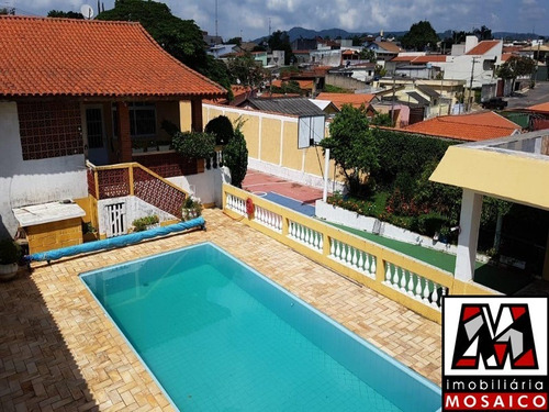 Imagem 1 de 23 de Linda Residência Mini Chácara. - 23050 - 34758262