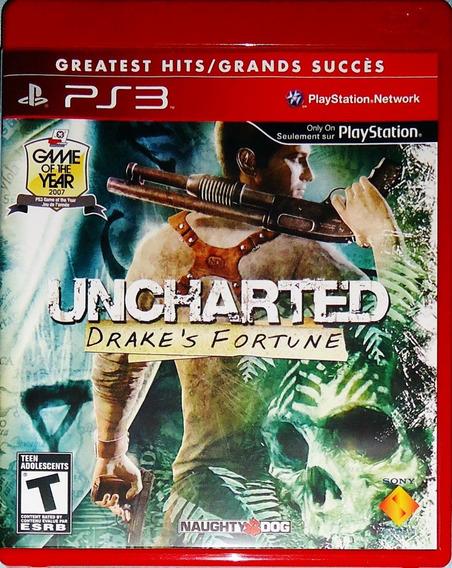Jogo Uncharted The Drake