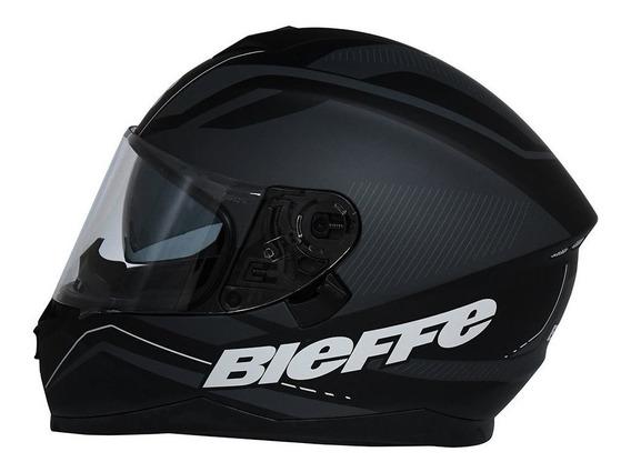 Casco Moto Integral Bieffe Peels Doble Visor B67 - Ahora 12