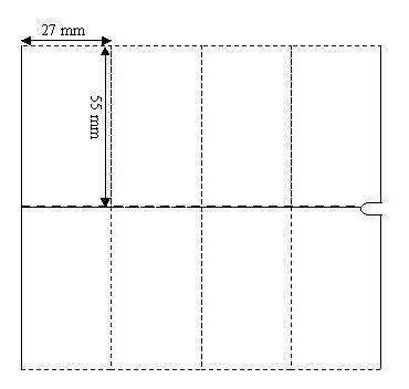 Etiquetas Nylon Resinado Para Composição Roupas, Confecções