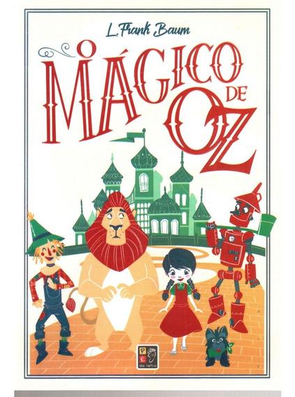 Livro - O Mágico De Oz - L. Frank Baum