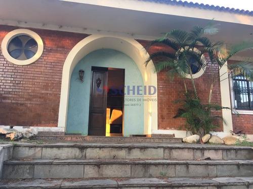 Imagem 1 de 15 de Casa Térrea Em Interlagos, 4 Dorms,sala Ampla P/2 Ambientes,cozinha C/armários, 2 Banheiros, Piscina - Mr62047