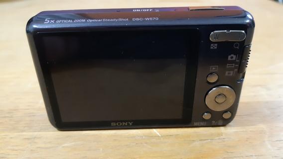 Câmera Sony Cyber-shot 16.1 Mega Pixels
