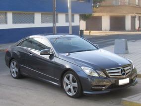 Mercedes Benz E200 2013 Coupe Elegance 1.8 Turbo 2013