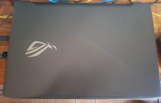 Laptop Gamer Asus I7 Grafica Gtx 1060 Pantalla 120 Hz