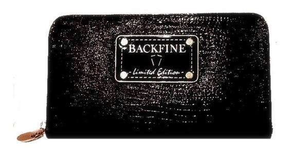Billetera Taylor - Cuero Legitimo - Backfine - Fashion