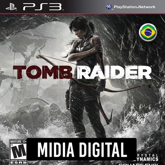 Ps3 - Tomb Raider 2013