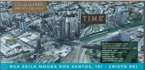 Sala À Venda, 31 M² Por R$ 195.000,00 - Cristo Rei - Curitiba/pr - Sa0145