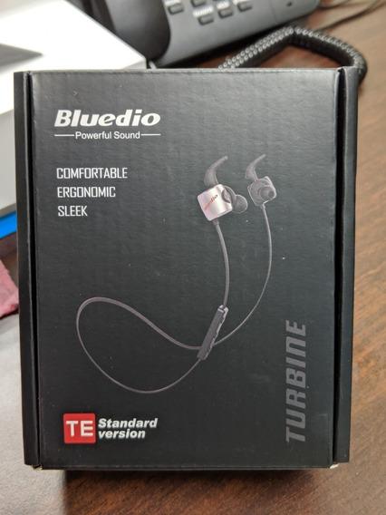 Fone De Ouvido Sem Fio P/ Esportes Bluedio Te Bluetooth 4.1