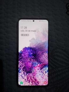 S20plus Samsung, Três Meses De Uso Na Garantia, Nota Fiscal